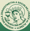 logo Vysoká škola zdravotníctva a sociálnej práce sv. Alžbety